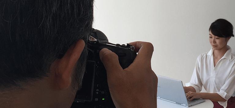 第一線で活躍するプロカメラマンによる撮影